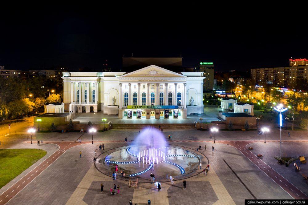 Tyumen Bolshoi Drama Theater