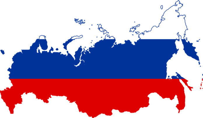 What continent is russia in