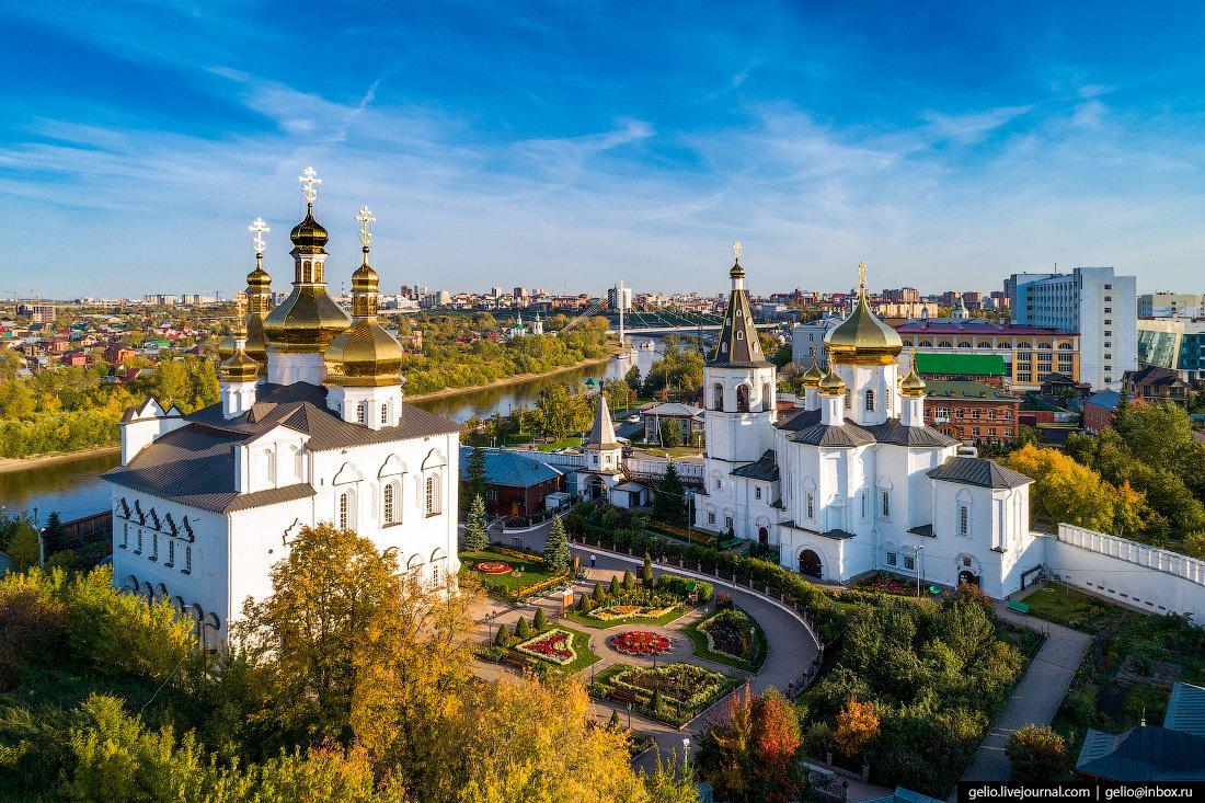 Tyumen's Holy Trinity Monastery